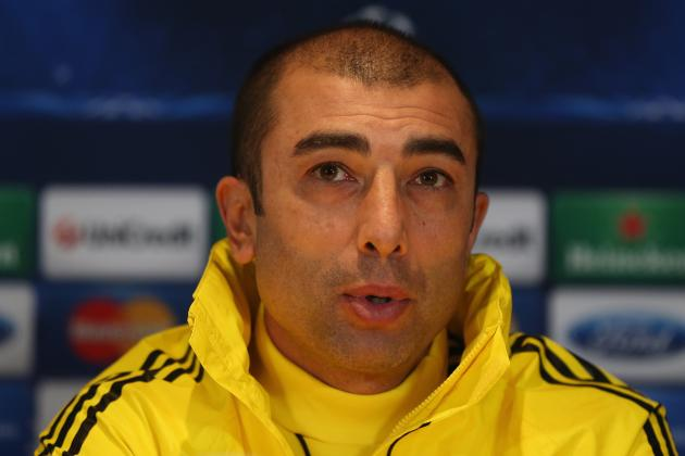 Chelsea Boss Roberto Di Matteo Not Worried About Club World Cup Congestion