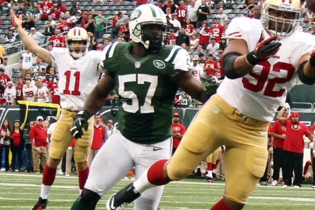 Bart Scott Says Jets Will Stick Together in Trying Times