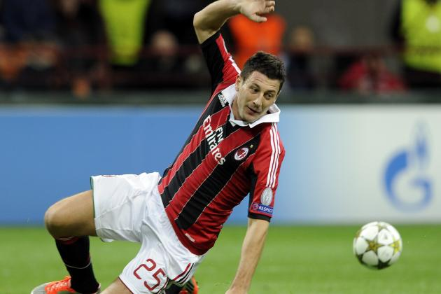 Milan Lose Injured Bonera