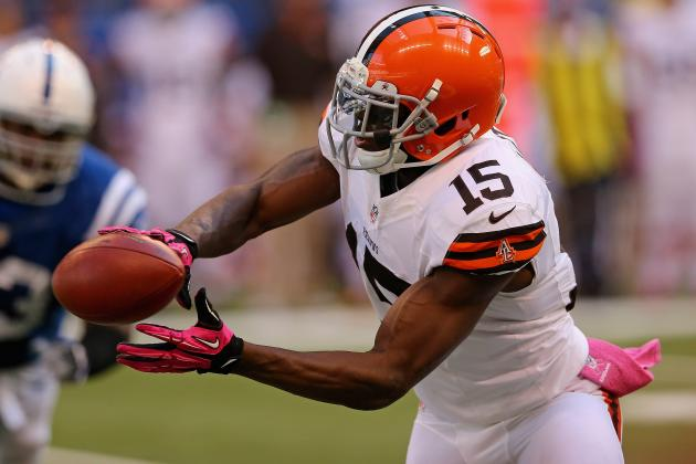 Browns WR Greg Little Returns Inspired After Bye