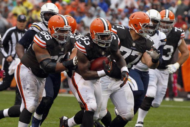 Debate: What Position Should the Browns Use the First Pick on in the 2013 Draft?
