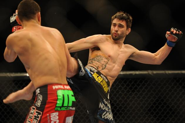 UFC 154 Preview: A Fantasy Guide to Georges St-Pierre vs. Carlos Condit