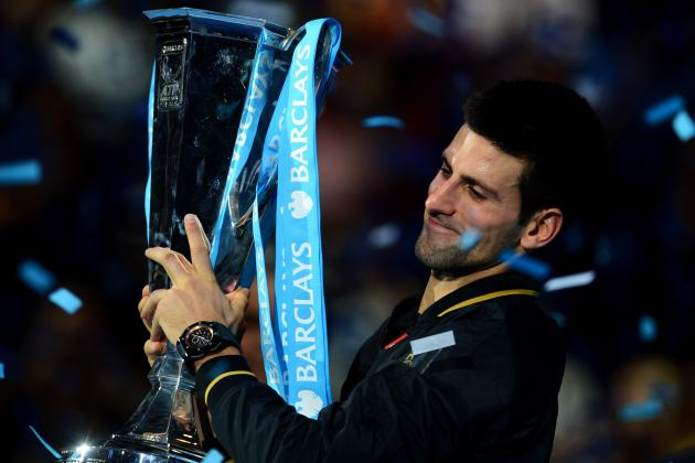 Novak Djokovic Makes It Clear That He Is the Man to Beat