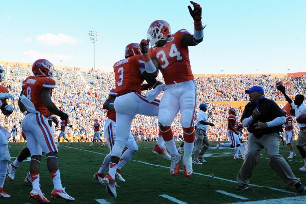 SEC Bowl Projections