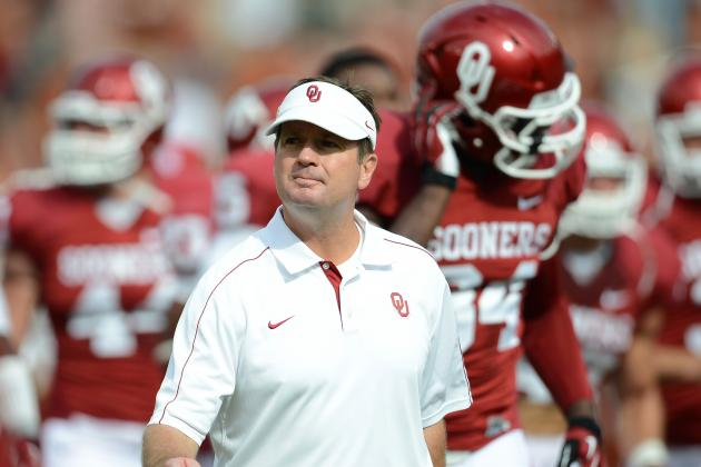 Sooner Football: Why Isn't There More Love for Oklahoma Coach Bob Stoops?