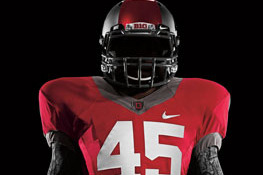 "Sources: Buckeyes Will Wear ""Rivarly"" Uniforms vs. Michigan"