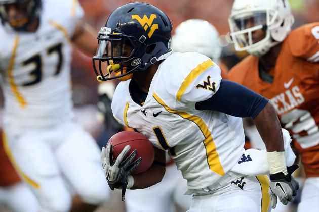 Mountaineers' Jump to the Big 12 a Wise Move
