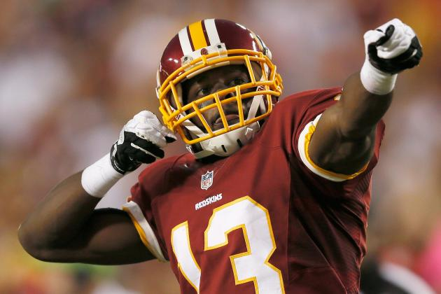 Redskins Haven't Yet Expressed Interest in Re-Signing WR Anthony Armstrong