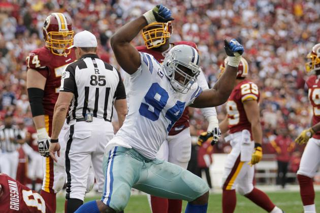 DeMarcus Ware on Tracking Sacks, Dancing with the Stars, Bad Math Class Memories