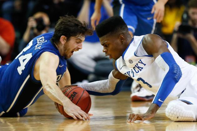 Kentucky Basketball: Loss to Duke a Minor Blip in Long-Term for Wildcats