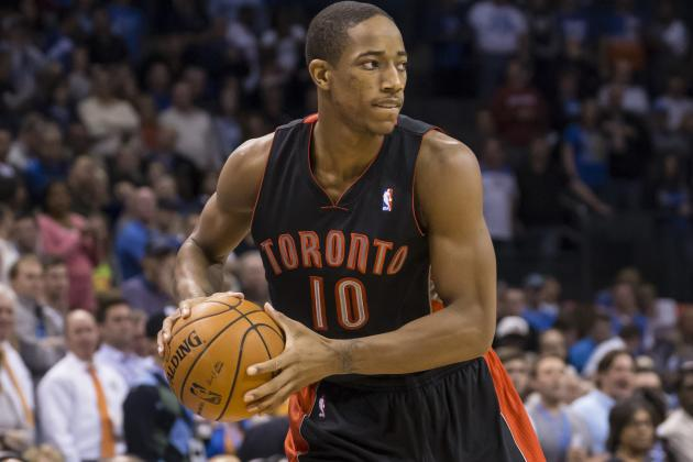 Raptors Set Record for Futility in Win over Pacers