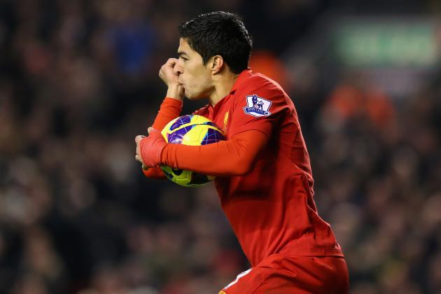 Liverpool Tactics: How Brendan Rodgers Could Get Even More from Luis Suarez