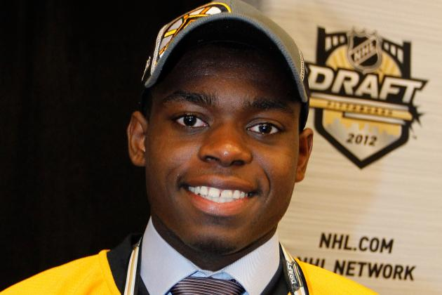 Subban, Svedberg: Newest Bruins Goalie Prospects Off to Promising Starts