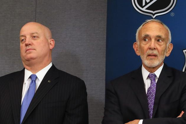 Bill Daly Says No Talks Scheduled, NHL Done Making Proposals