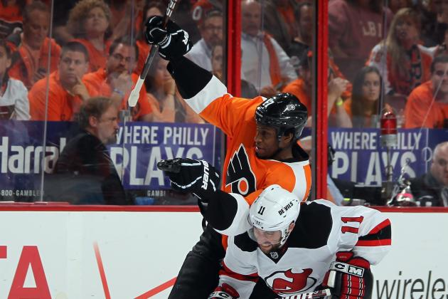 Eight Fans Face Jail Time for Racist Taunts as Wayne Simmonds Leaves