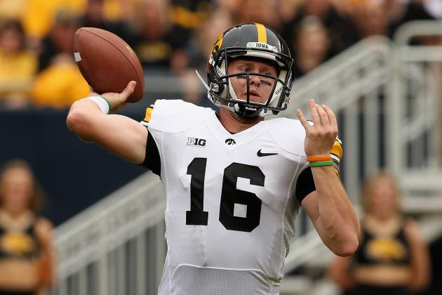 Inside Hawkeye Football Statistics