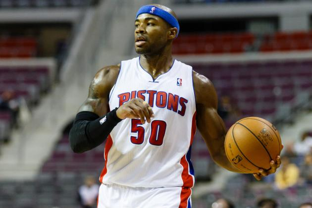 Pistons Activate Corey Maggette
