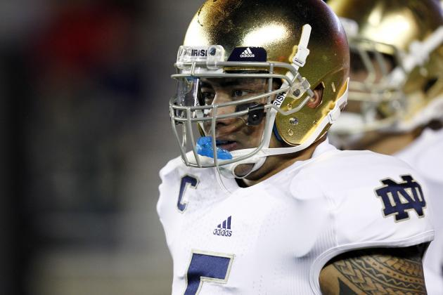 Manti Te'o's Irish Farewell