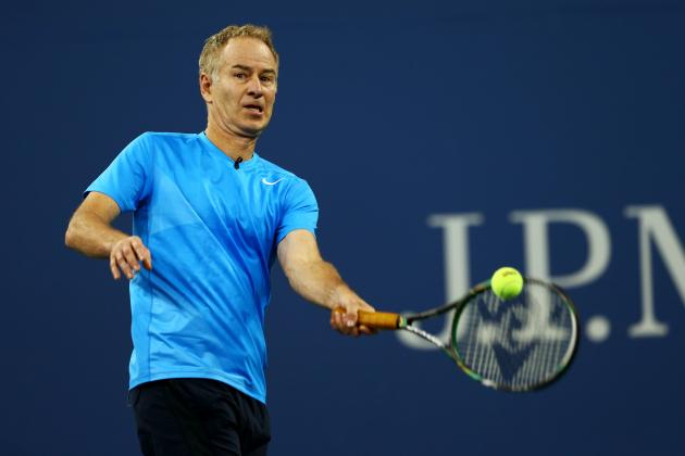 McEnroe, Agassi to Play in Champions Event in San Jose
