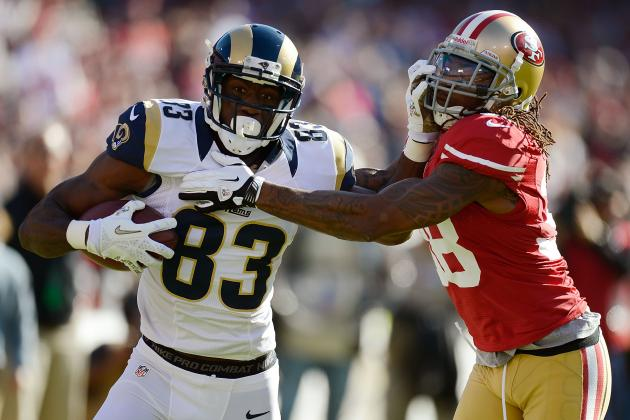 Rams' Quick Is Making Strides