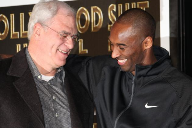 Kobe Bryant Says Phil Jackson Underappreciated
