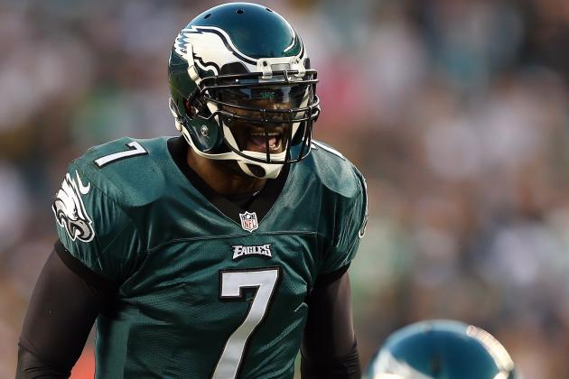 Andy Reid: Vick Isn't Ruled out Yet