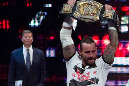 Survivor Series 2012: CM Punk's Opportunity for Legendary Status