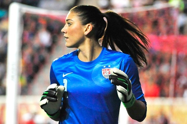 Hope Solo and Jerramy Stevens Reportedly Married
