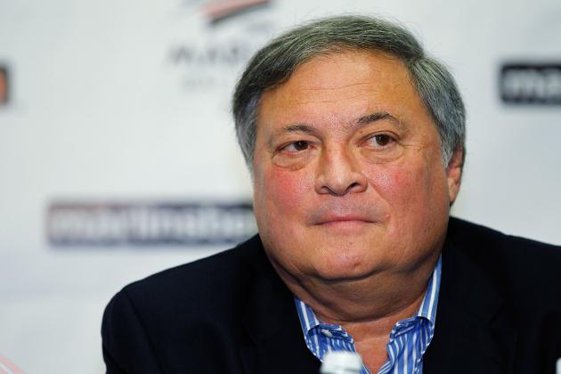 Loria Explains Deal: 'We Have to Get Better ... We Have to Take a New Course.''
