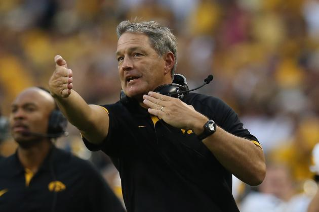 Debate: How Much Blame Does Ferentz Deserve for Iowa's Struggles?