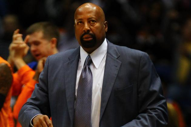 Knicks Coach Woodson Proving Atlanta Critics Wrong