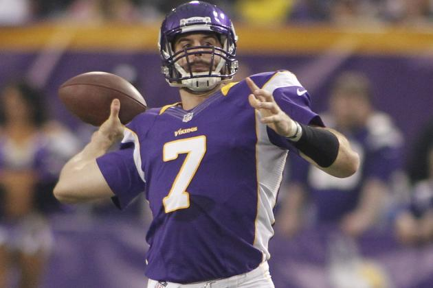 Vikings GM Has '100 Percent Belief' in QB Ponder