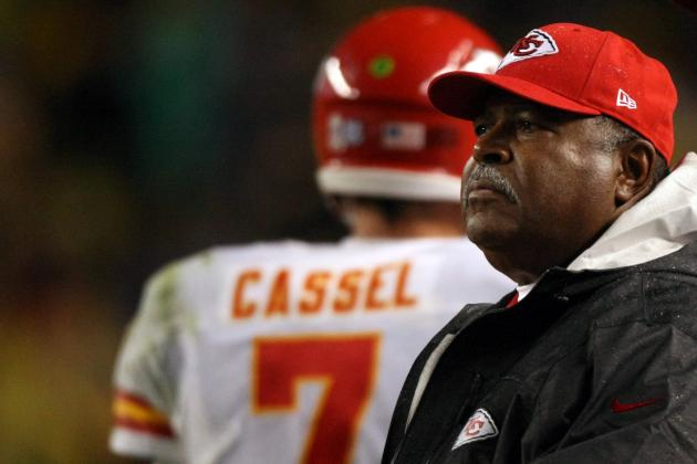 Chiefs' Weekly Quarterback Carousel Stops on Cassel Again,  and AFC West News
