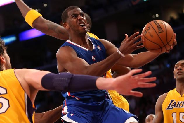 Chris Paul Invokes Old Los Angeles Clippers Mantra, Only This Time It's True