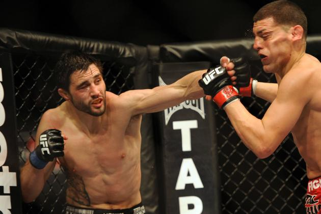 10 GIFs of Carlos Condit Being a Natural Born Killer