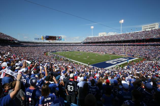 Bills Limp Into 'Home' Stretch of Schedule