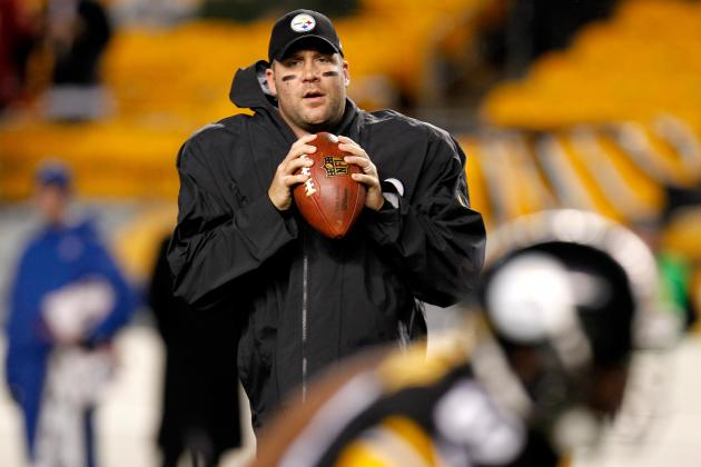Ben Roethlisberger Injury: Major Rib Injury Reported, Potentially Fatal