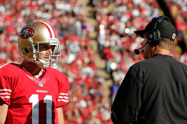 Jim Harbaugh: 49ers' Alex Smith 'Much Better' After Concussion
