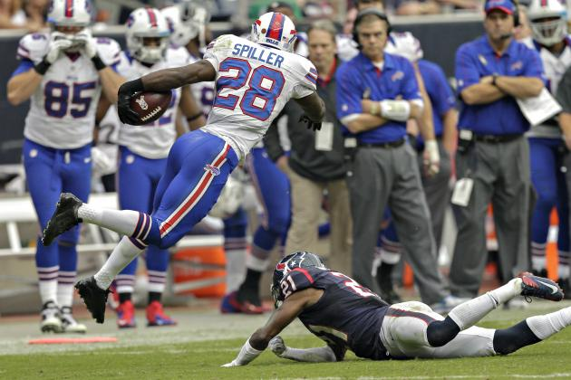 Spiller's Feature Role Comes with Asterisk