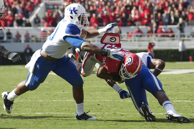 Kentucky's Ashely Lowery out for Season