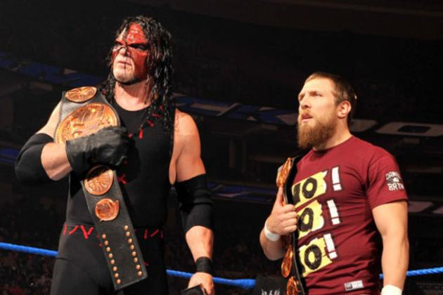 Why Team 'Hell No' Is the Highlight of WWE in 2012
