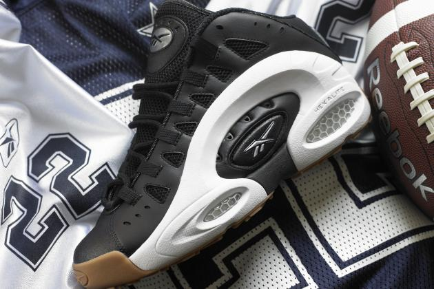 Breaking Down the Re-Release of Emmitt Smith's Reebok ES22s