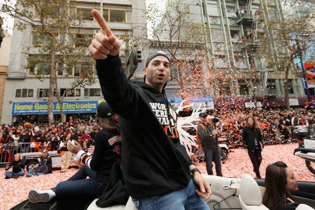 Giants Like Chances to Resign Scutaro