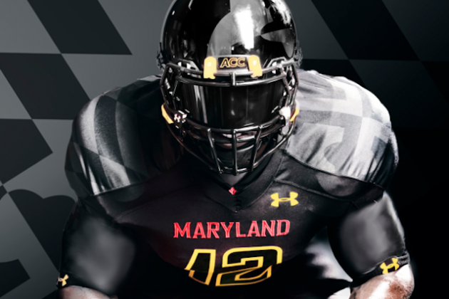 Terps Unveil 'Black Ops' Uniforms for FSU