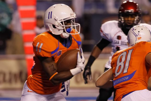 Boise State Football: Broncos Will Rule Big East's Western Division