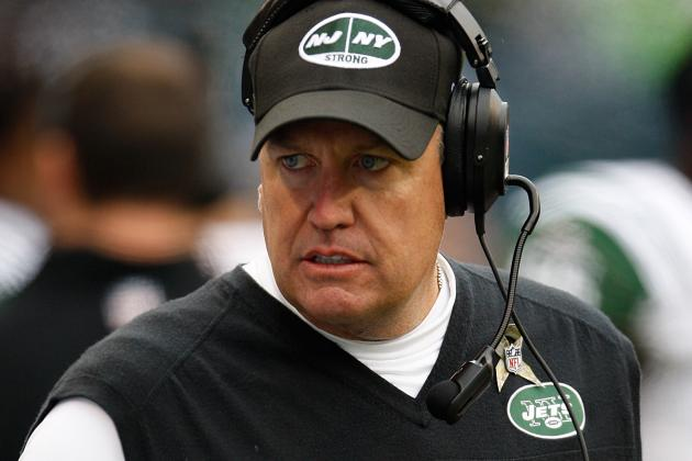 Rex Ryan Says Jets Won't Be 'Pulled Apart'