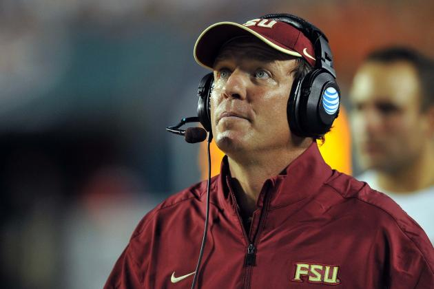 Florida State's Fisher Wants Coaches to Rank Football Teams