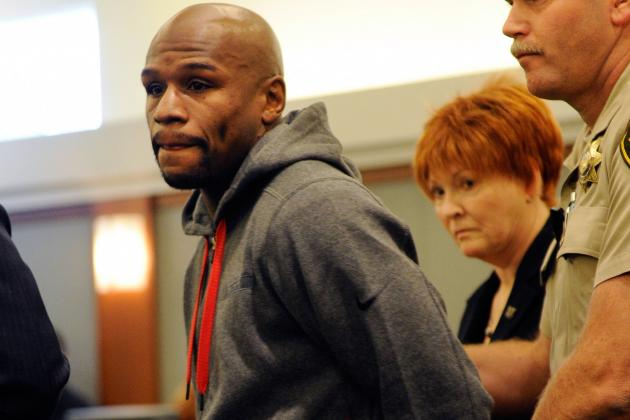 R. Mayweather: Floyd Whoops Pacquiao and Bradley