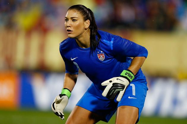 Hope Solo Wedding: Timeline of Soccer Star's Romance with Jerramy Stevens