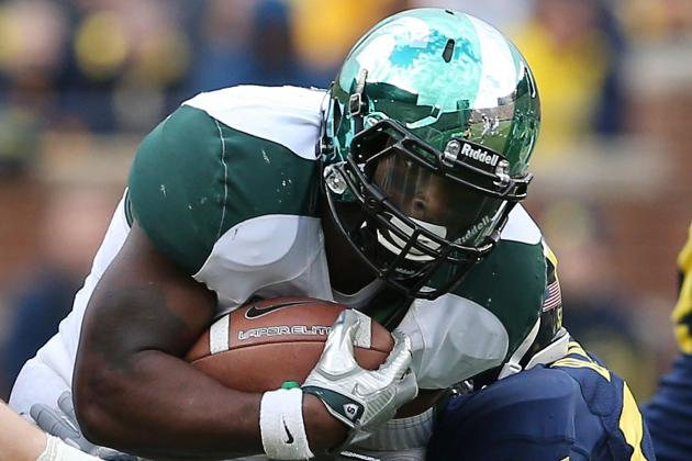 Le'Veon Bell Will Consider Leaving Michigan State for NFL